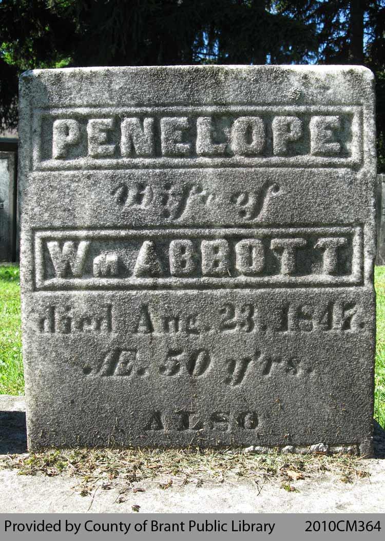 Penelope Abbott