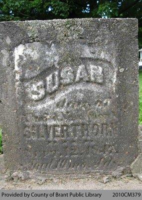 Susan Silverthorn