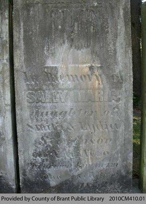 Sally Maria Stevenson Bingham