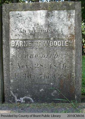 Barnett Woodley