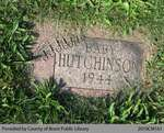 Baby Hutchinson