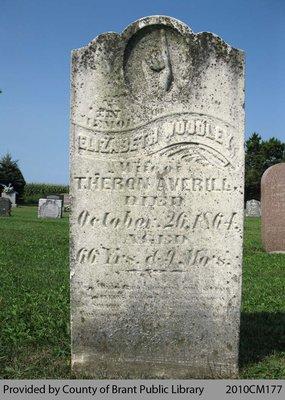 Elizabeth Woodley Averill