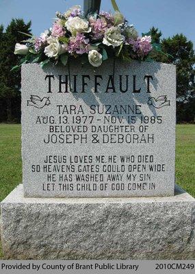 Tara Suzanne Thiffault