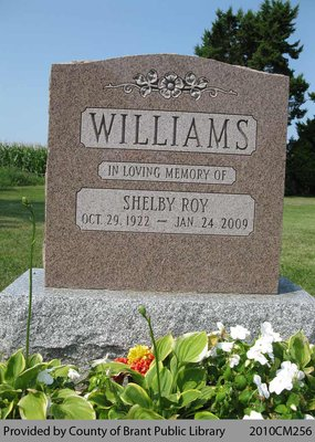 Shelby Roy Williams