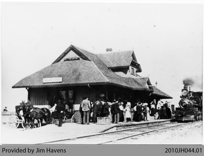 Burford Train Station