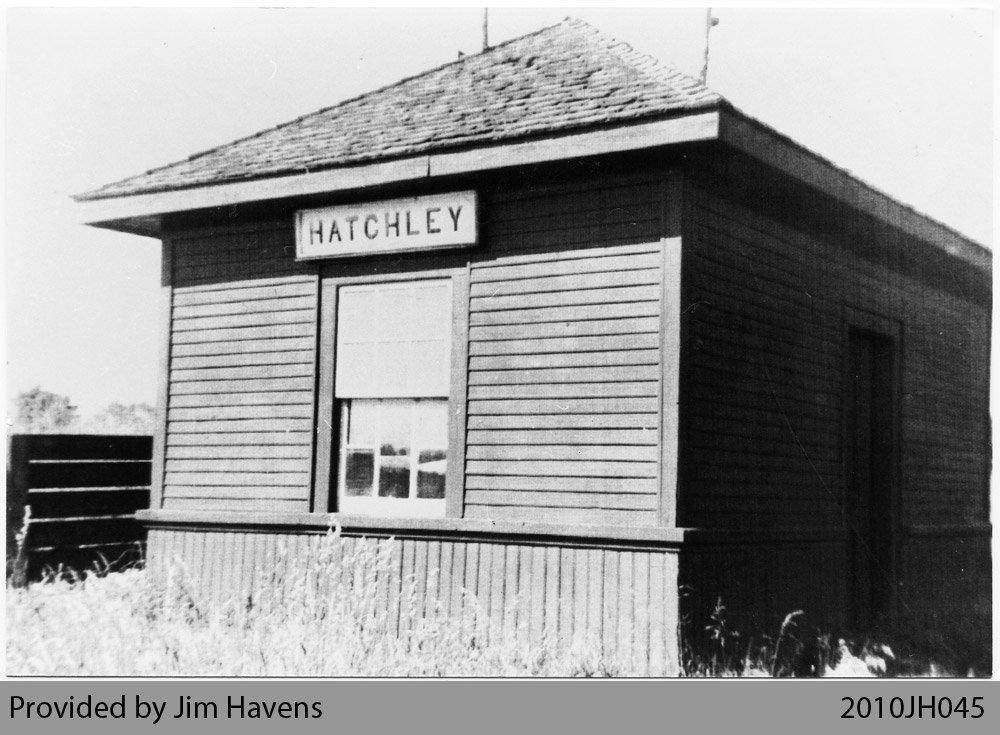 Hatchley Station