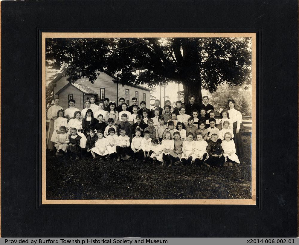 Cathcart S.S. No. 24 Class Photo