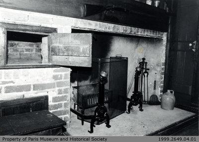Interior Photograph of Hamilton Place