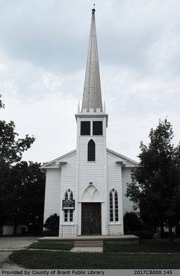 Scotland United Church