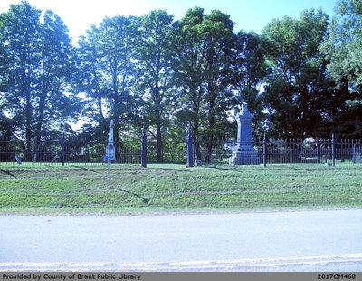 Clump Cemetery