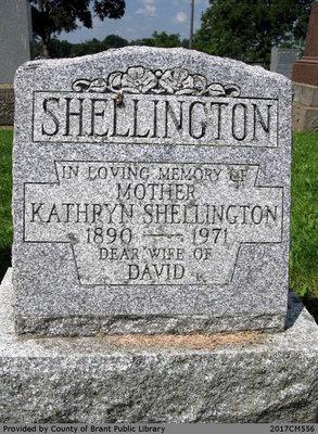 Kathryn Shellington