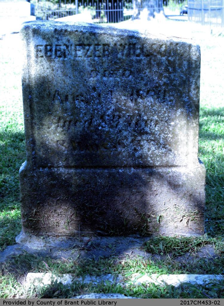 Ebeneezer Willson