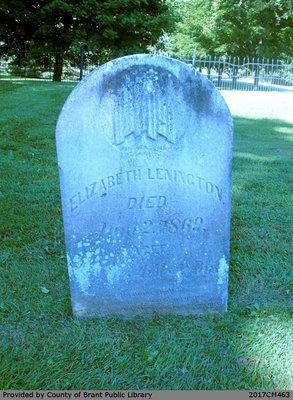 Elizabeth Lenington