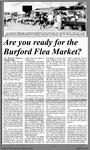 Are you ready for the Burford Flea Market?