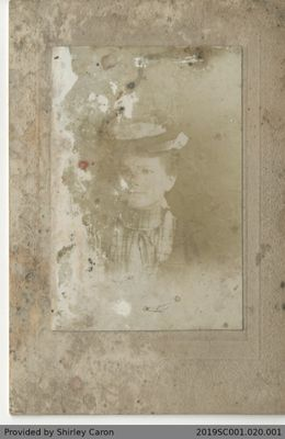 Framed Photographs of Two Women in a Studio, Paris