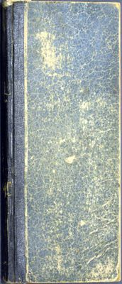 Chamberlain Ledger Book, 1889-1891