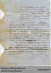 Letter Inviting James Bruce, 8th Earl of Elgin to Visit Paris