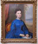 Portrait of Cynthia Cole Capron