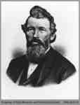 Lithograph of Norman Hamilton