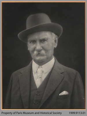 Portrait of John Penman
