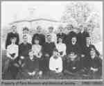 Paris High School Senior Class, 1906