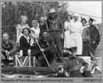 Paris High School Float, Coronation Parade, 1937