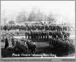 Paris Cadets Welcoming Governor General Byng, April 9, 1922