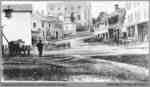 View Looking North on Grand River Street, Paris, c. 1885