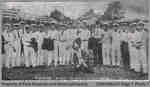 "1908 Paris Championship Fire Brigade, with Robert ""Bobby"" West"