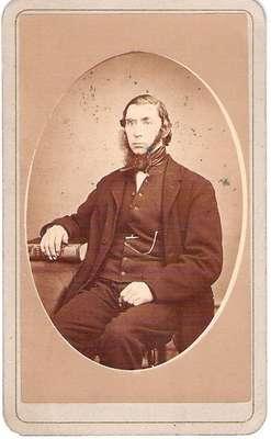 Photograph of Horace Capron