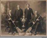Harriston Bonspiel Curlers, Trophy Winners, 1913