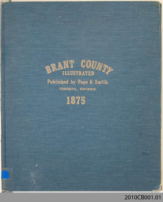 Brant County Illustrated [Atlas]