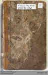 Hiram Capron Day Book Letter H (Account Book, 1833-1841)