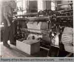Walter Bemrose by Dubied Knitting Machine, Penmans Sweater Mill, Paris, c. 1935