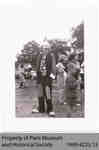 Penmans Clown at Summer Picnic, c. 1940s?