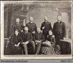 Devlin Family Siblings, c. 1870s