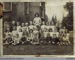 1947 Class Photo, Old Mount Pleasant School, Grades 1 & 2