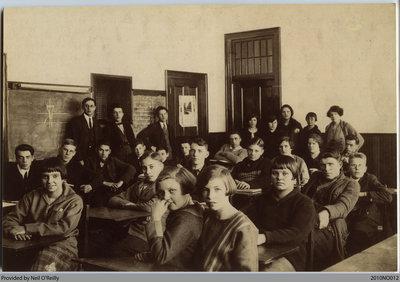 Scotland Class in Session