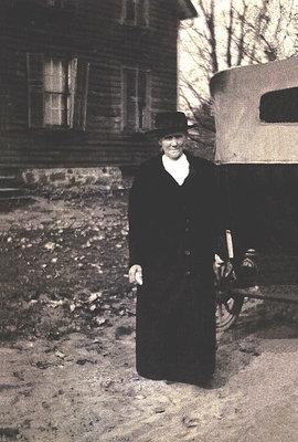 Wilmetta Goring, c. 1928
