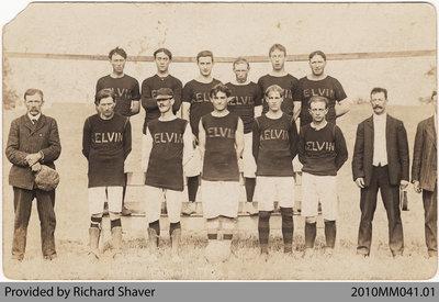 Kelvin Football Team, early 20th century