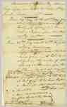 Memorandum of Militia Pay Allowances and Losses due Capt. H. Nelles, 4th Regiment of the Lincoln Militia- 1814-1815