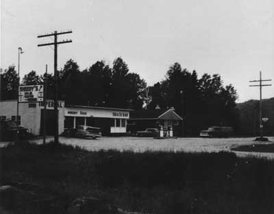 Sheedy Family Service Station (c.1967)