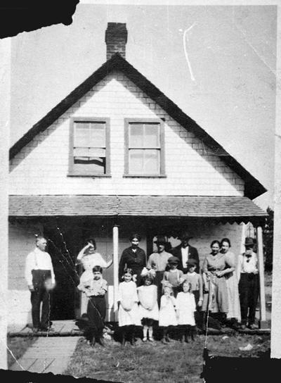 Pellerin's House, Bissett Creek