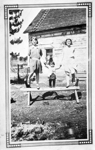 Bill McIsaac's Three Daughters