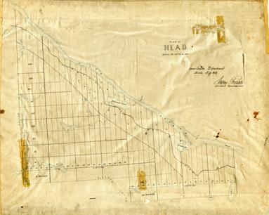 Head Township ca.1859