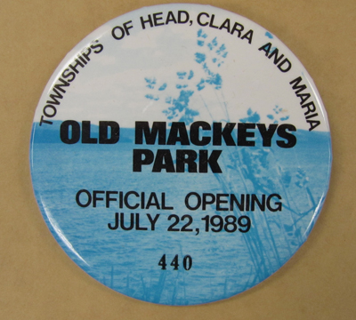 Old Mackey's Park ca.1989