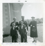 Confirmation at Our Lady of the Snows Parish, Stonecliffe, ON c.1958