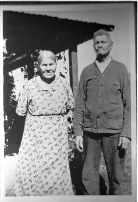 Ezillie and David Boudreau