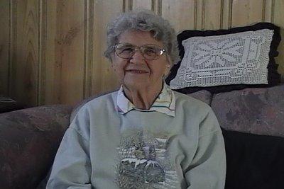 Vivian Pichette Audio Interview December 2005