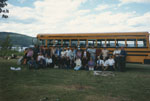 Senior's Picnic Attendees (c.1986)